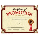 Certificate Promotion 30-Set