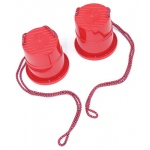 Ez Stepper Red 1 Pair Indoor Or Outdoor Fun