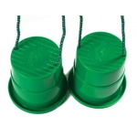 Ez Stepper Green 1 Pair Indoor Or Outdoor Fun