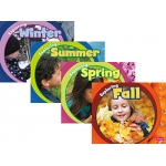 Exploring The Seasons Book Set Of All 4