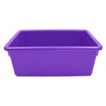 Cubbie Trays Purple