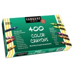Sargent Art Best Buy Crayon Assortment 400 Standard Crayons