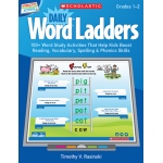 Daily Word Ladders Gr 1-2 Interactive Whiteboard Activities