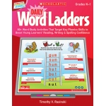 Daily Word Ladders Gr K-1 Interactive Whiteboard Activities