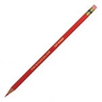 Col Erase Pencil Red 1 Each