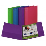 Fashion Color Binder 1 1/2in Capacity