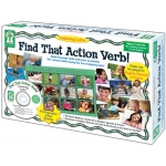 Listening Lotto Find That Action Verb