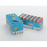 Post-It Notes In Cabinet Packs 3x3 Neon Colors 18 Pads