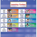 Learning Centers Pocket Chart Add Ons