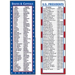 States & Capitals And Presidents