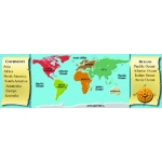 Geography Smart Bookmarks