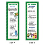 Go Green Smart Bookmarks