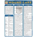 BarCharts Wound Care Quick Study Guide