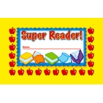 Incentive Punch Cards Super Reader 36/pk