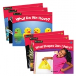 Rising Readers Leveled Books Math Set 24 Titles