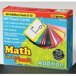 Math In A Flash Addition Flash Card