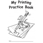 My Own Printing Practice Book