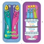 Birthday Candles  Bookmarks
