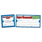 Super Homework Ticket Awards