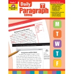 Daily Paragraph Editing Gr 7