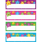 Dancing Stars Desk Toppers Name Plates Variety Pk