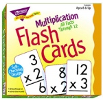 Flash Cards All Facts 169/box 0-12 Multiplication