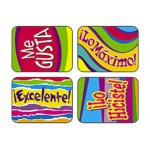 Spanish Outstanding Applause Stickers