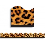 Leopard Terrific Trimmers Scalloped