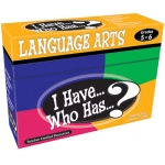 I Have Who Has Language Arts Gr 5-6