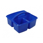 Small Utility Caddy Blue