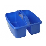 Large Utility Caddy Blue