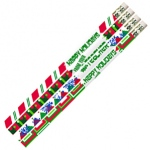 12pk Happy Holidays From Your Teacher Pencils