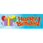 Birthday Bookmarks 30pk