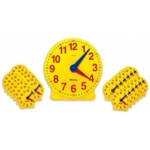 Classroom Clock Kit 2094 & 24 Mini Clocks