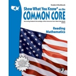 Gr 4 Student Workbook Reading & Math Show What You Know On The