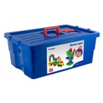 School Blocks Super 96pc Container