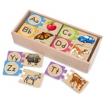 Self Correcting Letter Puzzles