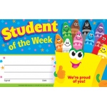 Awards Student Of The Week Crayons