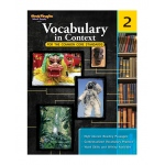 Gr 2 Vocabulary In Context For The Common Core Standards