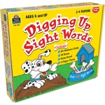 Digging Up Sight Words Game Ages 6 & Up