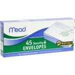 Press It Seal It No10 45ct Security Envelopes