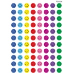 Mini Stickers Happy Faces 528pk