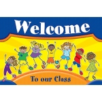 Fantastic Kids Welcome Postcards