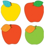 Apples Cut Outs