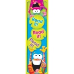 Read It Read It Read It Frog-Tastic Bookmarks