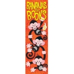 Bananas For Books Monkey Mischief Bookmarks