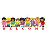 Bookmarks Welcome Trend Kids 36/pk