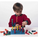 Tall-Stacker Pegs 100-Pk