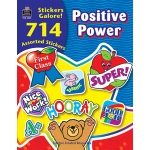 Positive Power Sticker Book 714pk