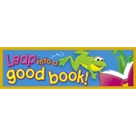 Bookmarks Leap Into A Good 36/pk Book